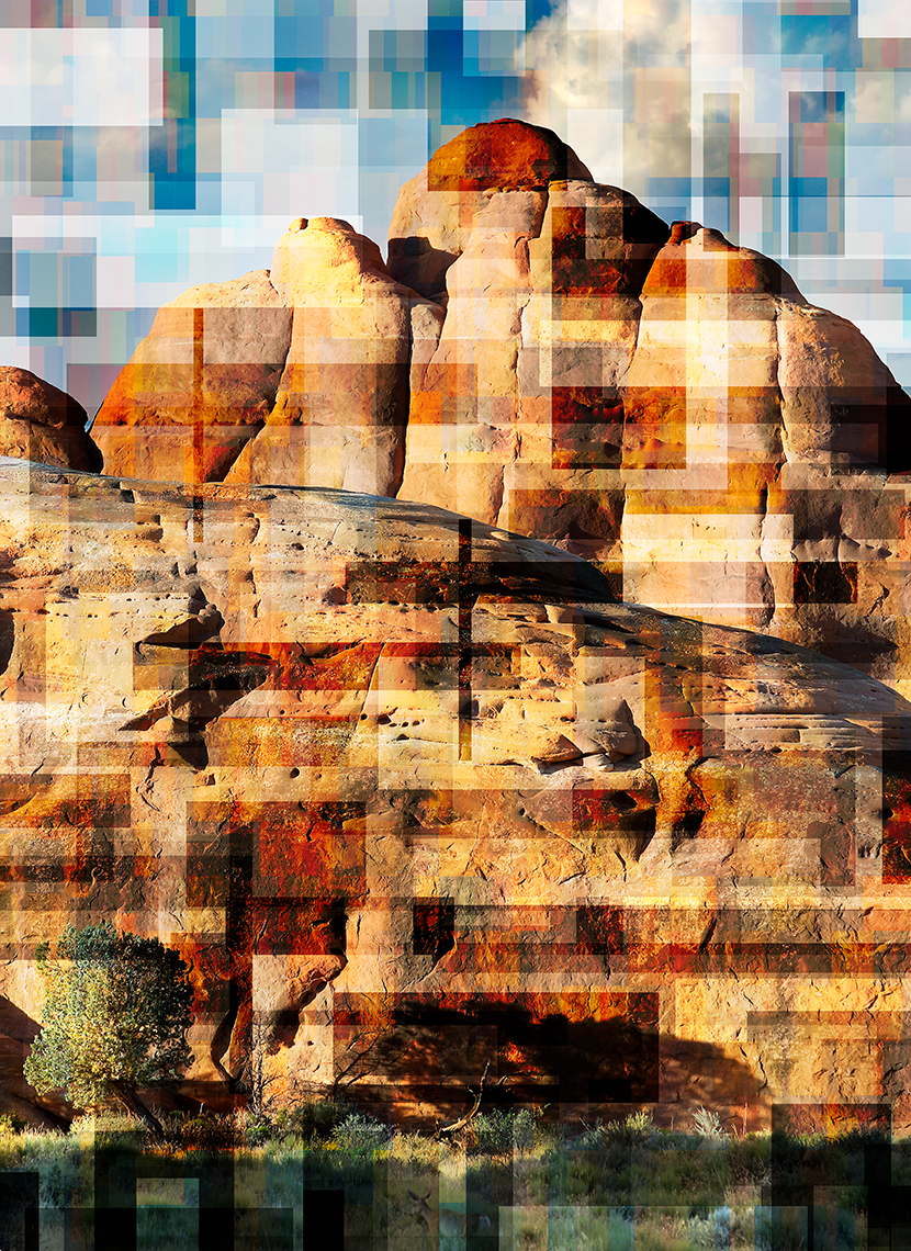 Moab Triptych 3